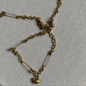 Marc by Marc Jacobs Bird Necklace